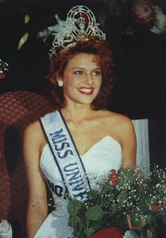 """Miss Universe 1990 – Mona Grudt was crowned Miss Universe in 1990. She became one of the prettiest ladies to ever appear in a beauty contest. They named her """"the beauty queen from hell"""" because of her killer looks. She is most certainly the one and only Norwegian lady to ever win this amazing contest."""