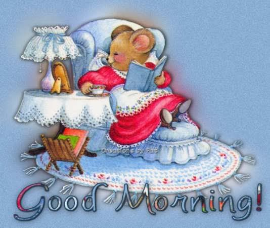 With Best Wishes Good Morning