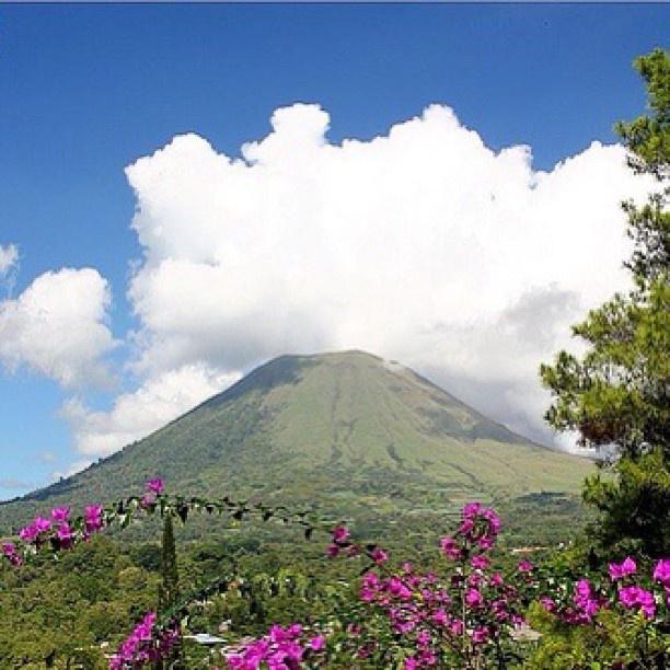 Lokon Mountain - Tomohon North Sulawesi