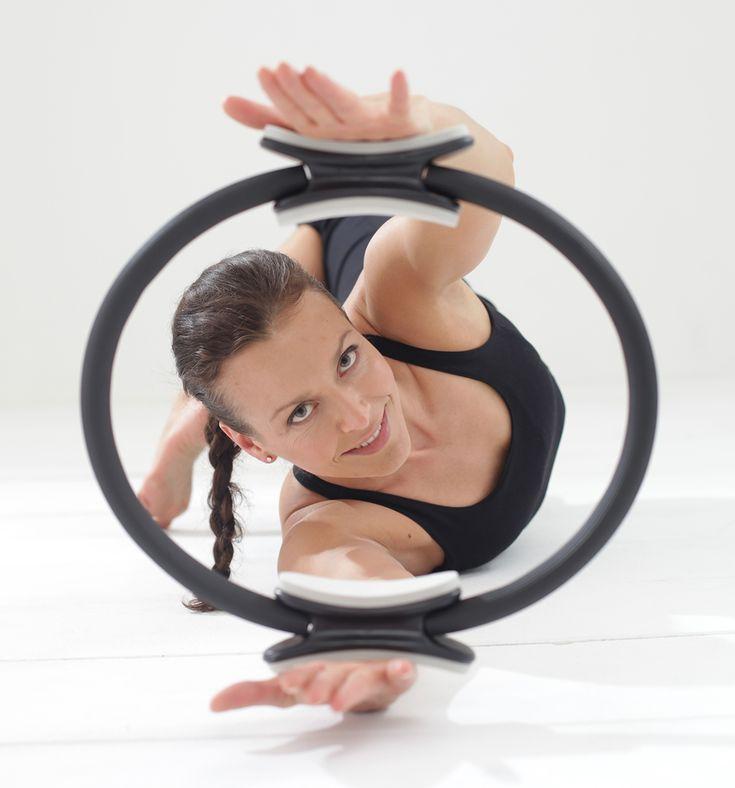 Pilates ring: Un «anneau» pour votre santé!