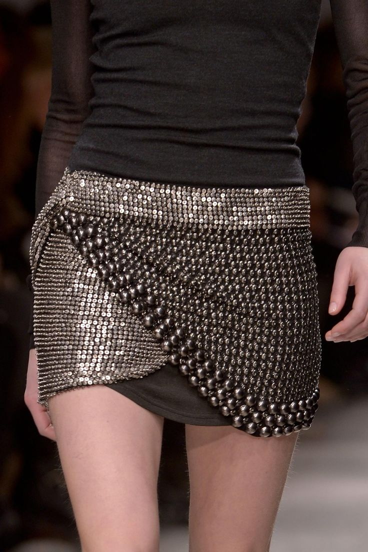 ★ Rock 'n' Roll Style ★ Isabel Marant Fall 2013 RTW Collection - Fashion on TheCut