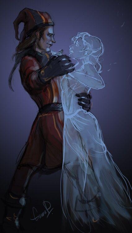 The Elder Scrolls,фэндомы,TES art,Цицерон,TES Персонажи,Мать Ночи,Тёмное Братство