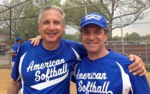 Alan Sheinwald - Volunteer Softball Coach