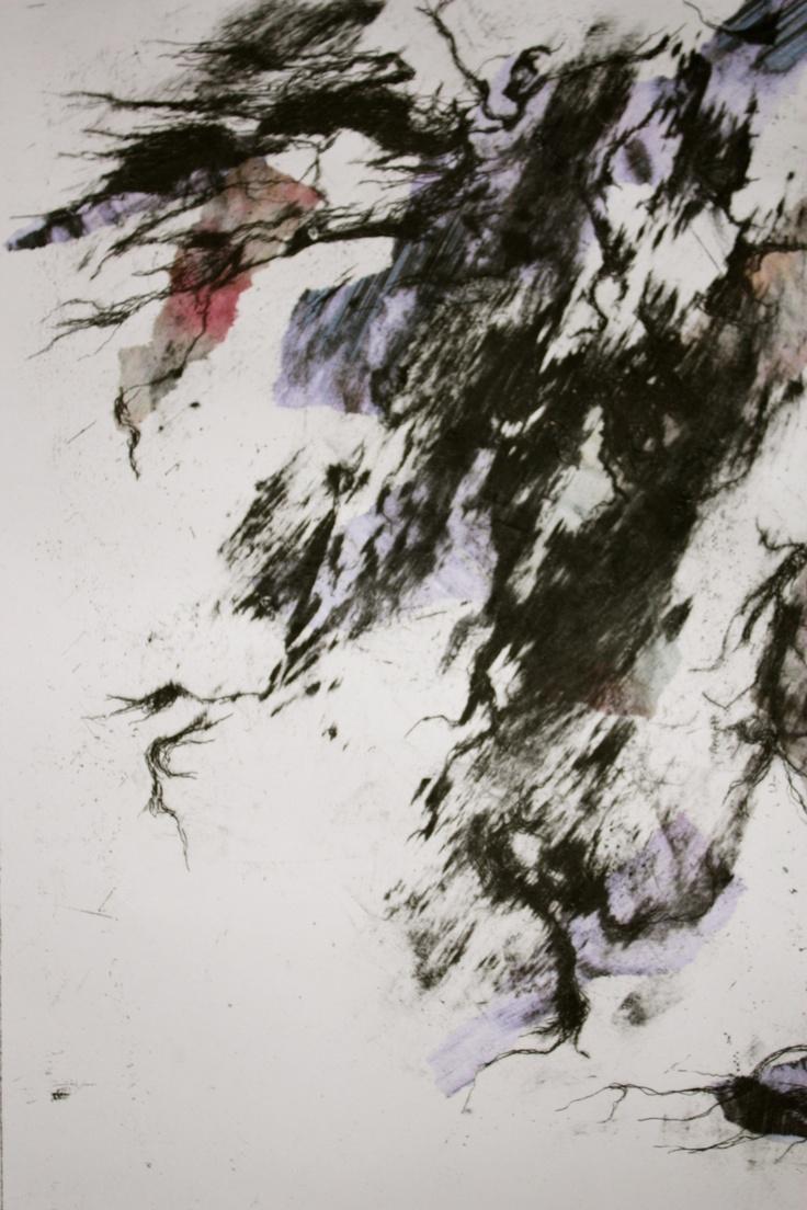 chine colle - Megan Smithson