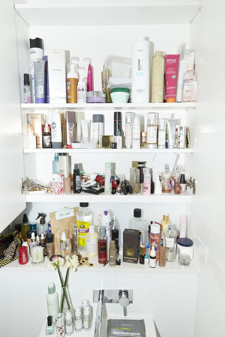 A look inside PIP EDWARDS' beauty cabinet | THE FILE