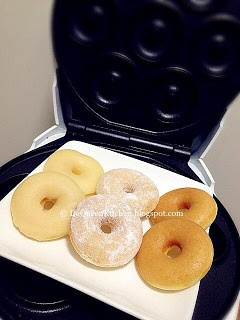 Basic Recipe for Donut Maker #3