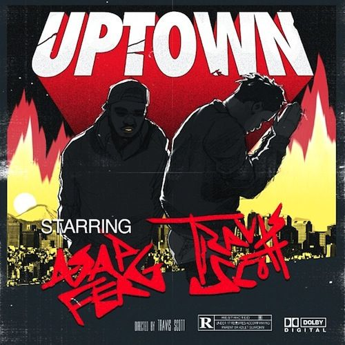 Travi$ Scott drops off the official video for his new single 'Uptown' featuring ASAP Ferg. Off of his mixtape Owl Pharaoh.