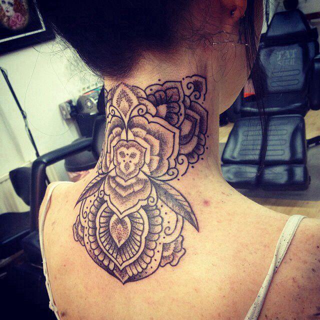 Grace neutral tattoo work