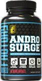 ANDROSURGE Estrogen Blocker for Men  Natural Anti-Estrogen Testosterone Booster & Aromatase Inhibitor Supplement  Boost Muscle Growth & Fat Loss  DIM & 6 More Powerful Ingredients 60 Veggie Pills