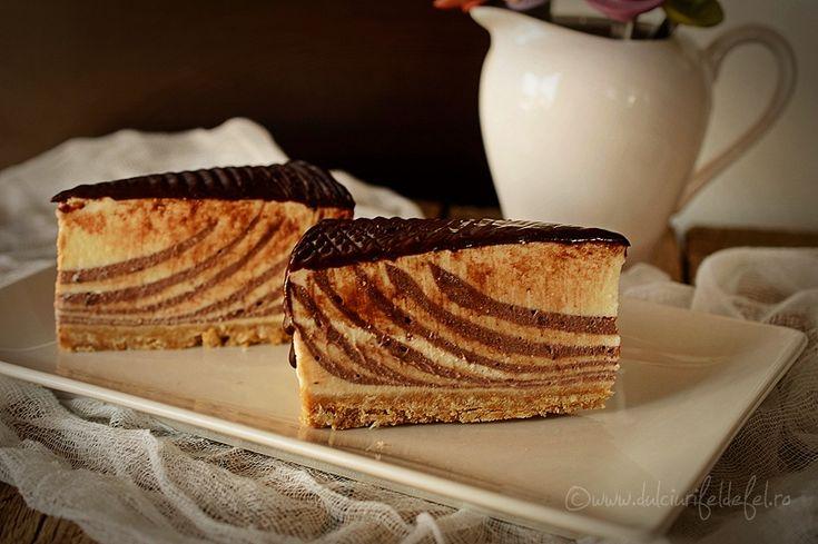 prajitura cu ciocolata fara coacere