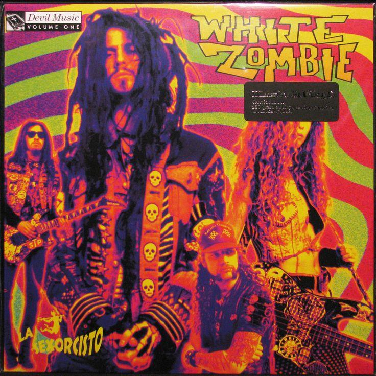 White Zombie La Sexorcisto: Devil Music Vol. 1 LP Record Music on #Vinyl SEALED