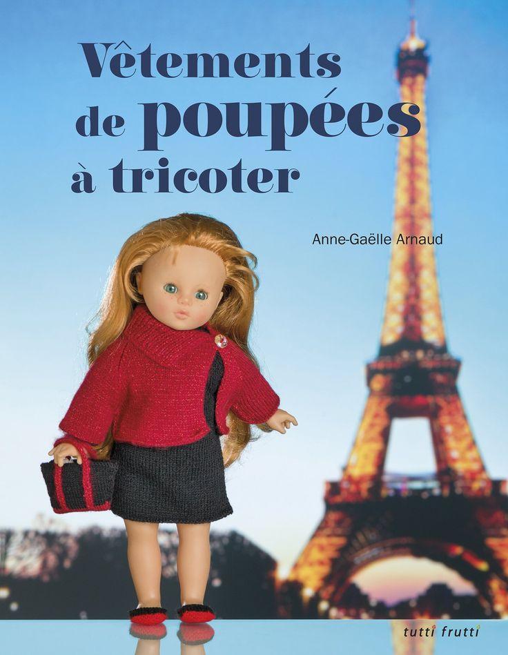 Amazon.fr - Vêtements de poupée à tricoter - Collectif - Livres