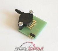 Ladedrucksensor '250 kPa' (1,5 Bar) 'MAP-Sensor' inkl. Einbauplatine zum leichten Einlöten.