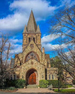Princeton, New Jersey: Trinity Episcopal Church