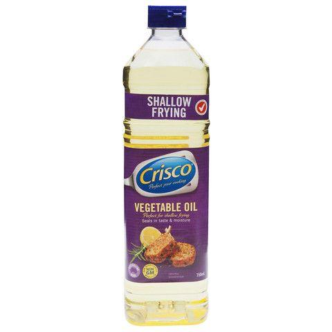 Crisco Vegetable Oil 750ml , Grocery-Condiments - HFM, Harris Farm Markets