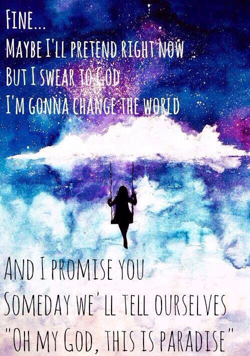 Pierce the Veil Stained Glass Eyes and Colorful Tears