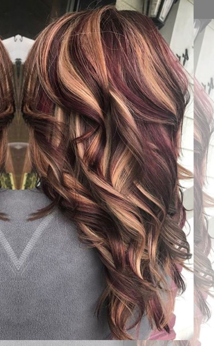 Pin By Patricia Proehl On Haar Fall Hair Color For Brunettes Hair Hair Styles