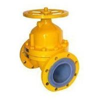 We are considered as leading manufacturer and supplier of Teflon lined valves for mining due to its most modern features. Our valves are produced from best grade material to make it compatible for varied mining processes.