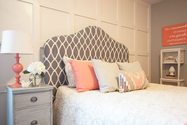 Infarrantly Creative - Blogger bedroom
