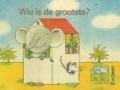 Rekenprentenboek: wie is de grootste met als thema: meten