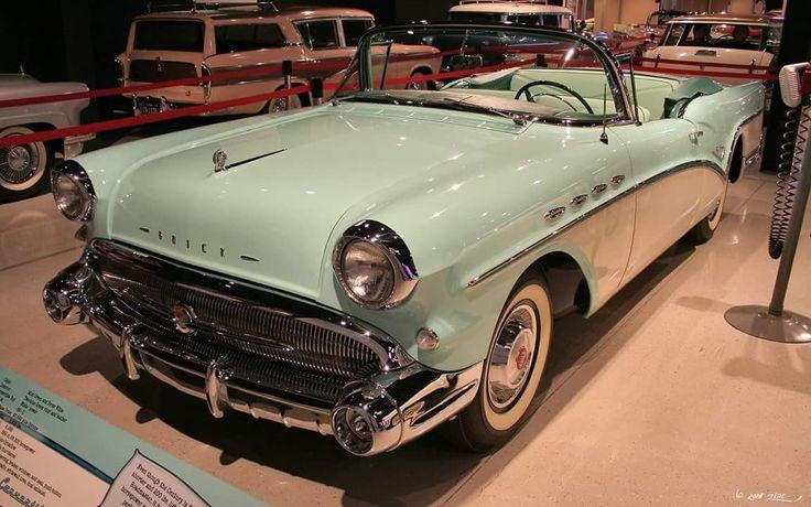 DROP TOP FRIDAY 1957 Buick Century Convertible Buick