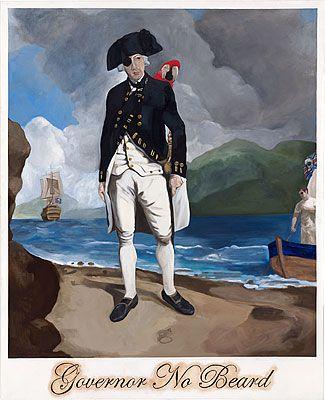 Daniel Boyd's Governor No Bread