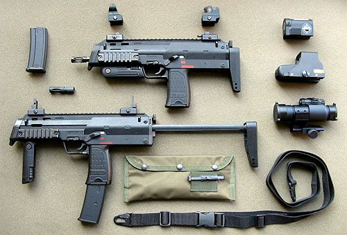 If Heckler & Koch made a semi-auto MP7, would you be interested ...
