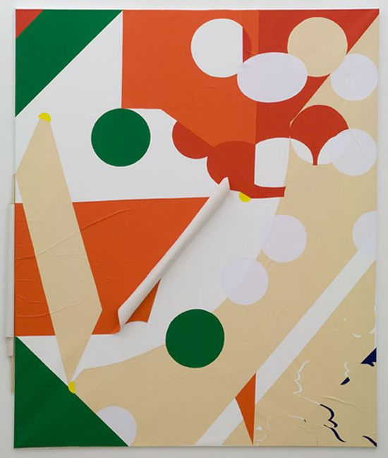 Henning Bohl, abstract sceneries