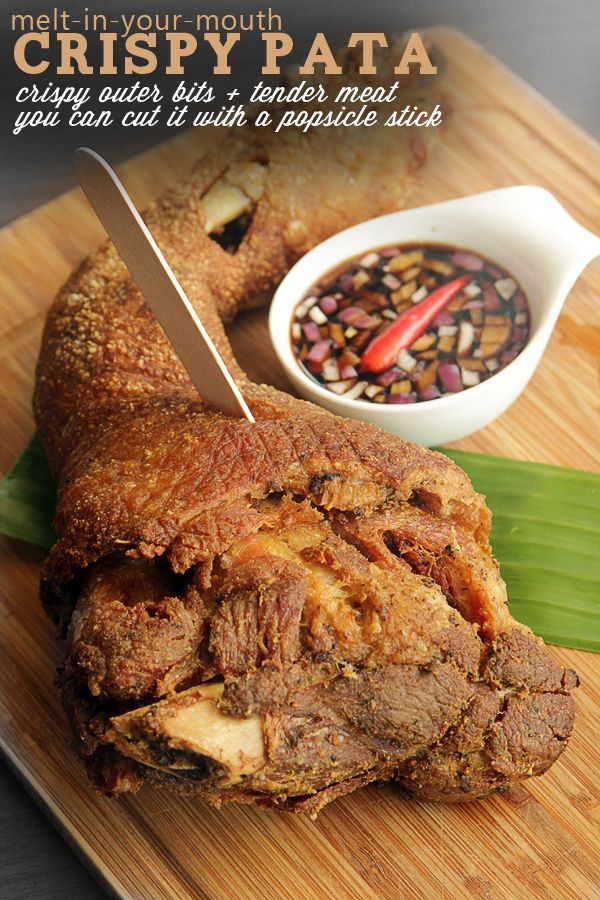Melt-in-your-mouth Crispy Pata by Livestock