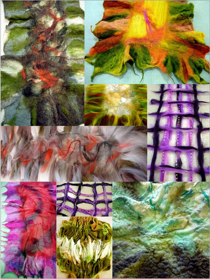 волокна сари мокрое валяние картинки