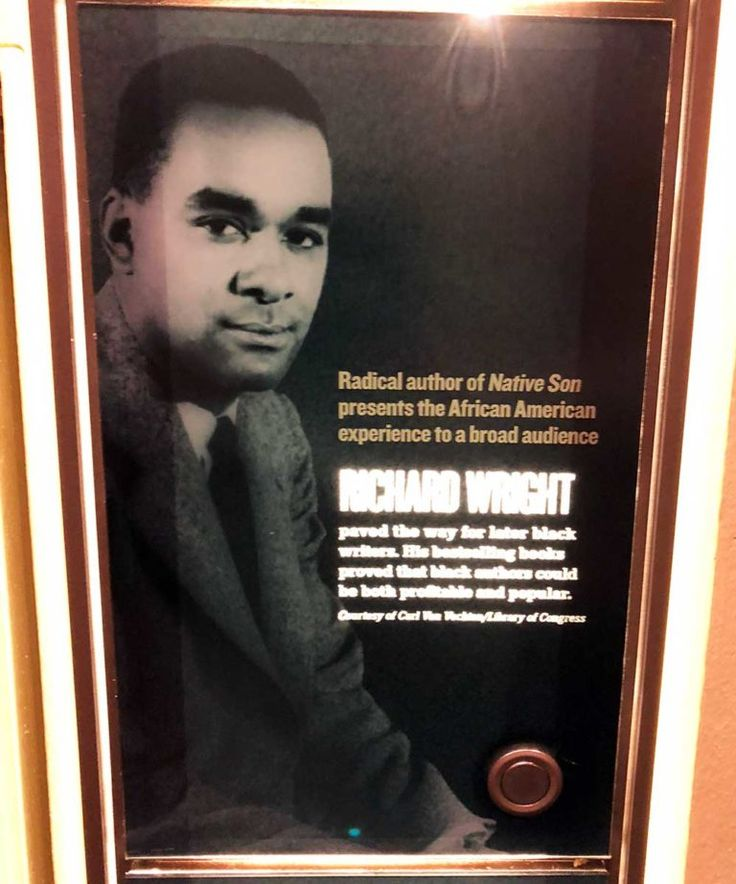 Biography of Richard Wright, Mississippi Author of Native