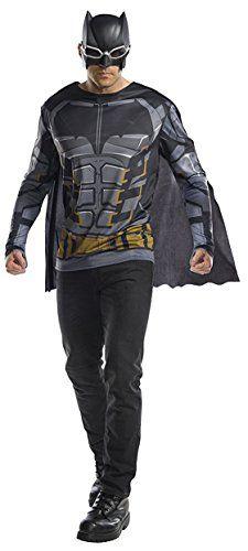 Batman+costumes Products : Rubies Justice League Mens Tactical Batman Costume