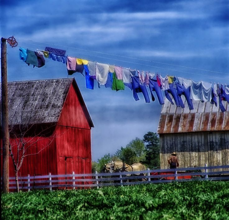 A Deeper Look at the Ordnung: the Amish Rules