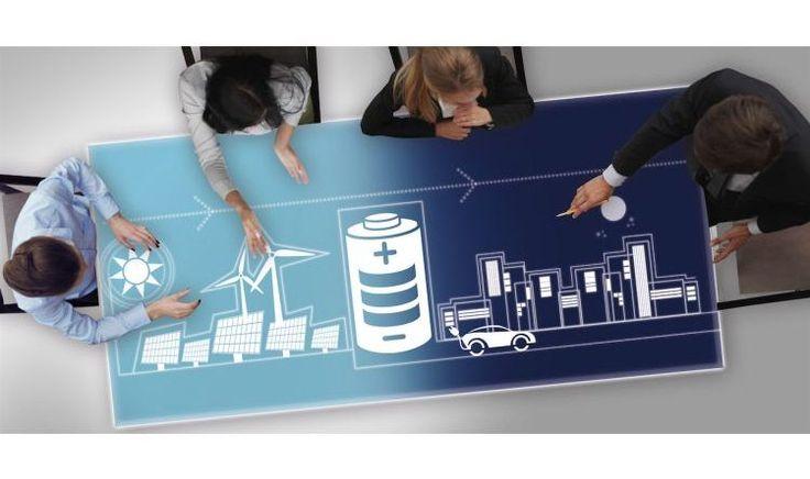 Energiespeicherbranche birgt enormes Marktpotential