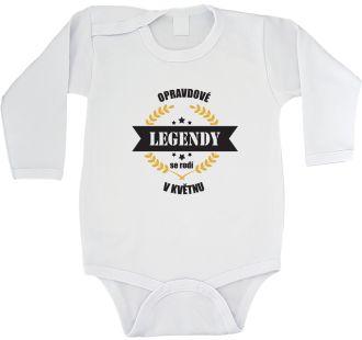 Body Legendy se rodí v květnu