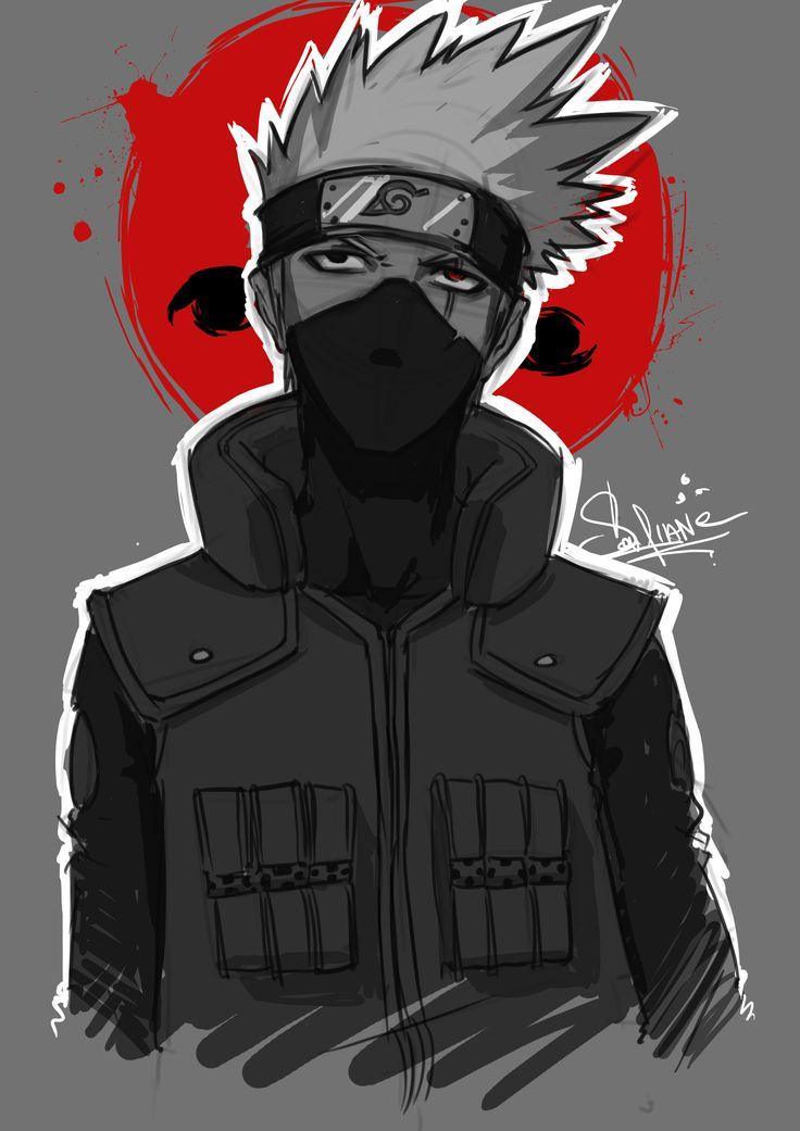 Kakashi   naruto   Kakashi, Naruto, Kakashi sensei