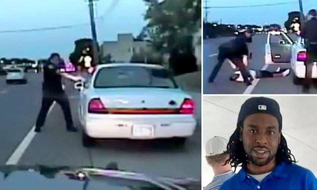 Dashcam video shows moment Minnesota cop shoots dead Philando Castile