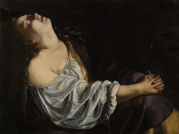 Masterpiece by Artemisia Gentileschi Sold at Auction Record Price