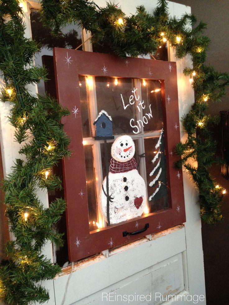 decoraciones navideñas para puertas