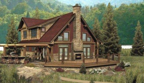 Дома в стиле Тахо
