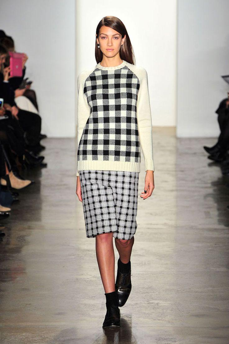 Future fashion trends 2014 - The New York Fall 2014 Runway Report Fall 2014 Trendsfashion