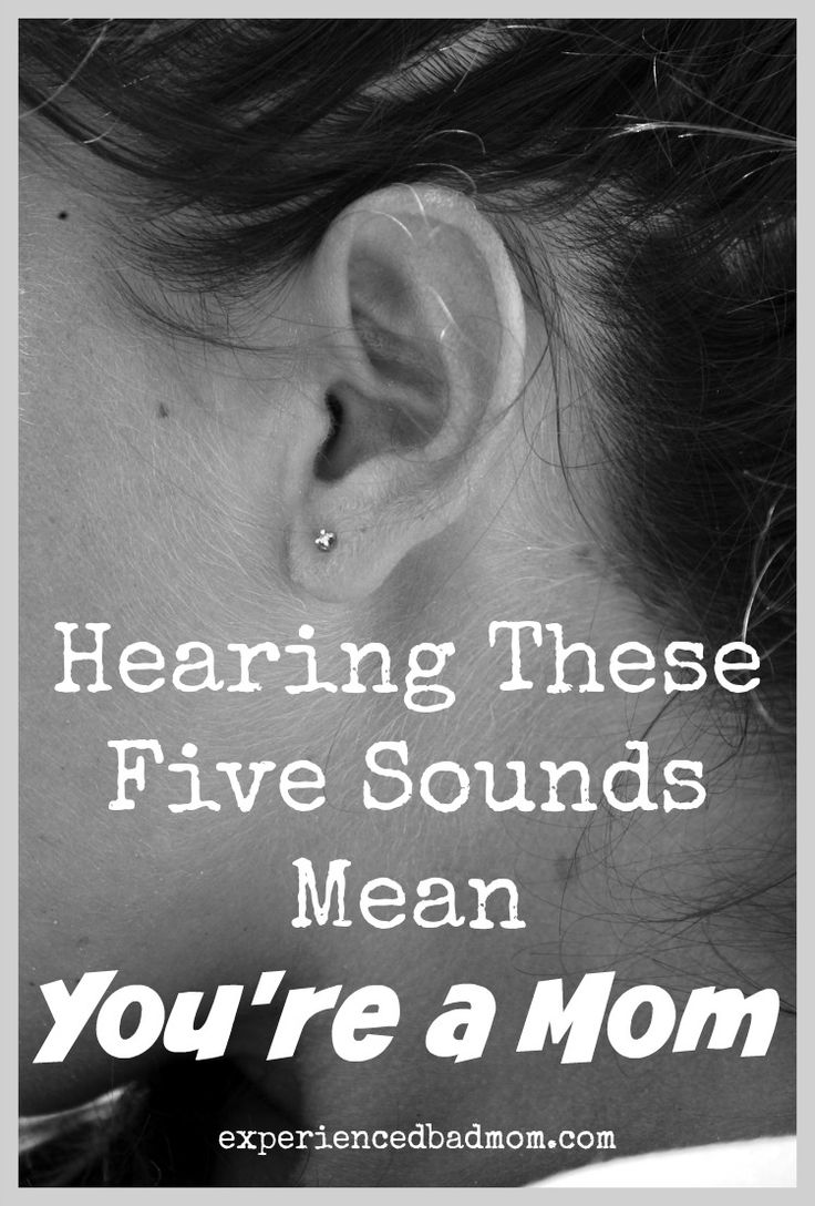 Have you heard the distinct cackle-lackle of children digging in the bottom of the Lego box for that itty-bitty piece they MUST have? I'm talking about that sound plus four more funny but true sounds you hear that mean you're a mom! Do you agree with #5?