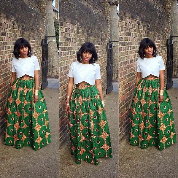 60 Ways to Style Your Ankara Skirts - Wedding Digest NaijaWedding Digest Naija