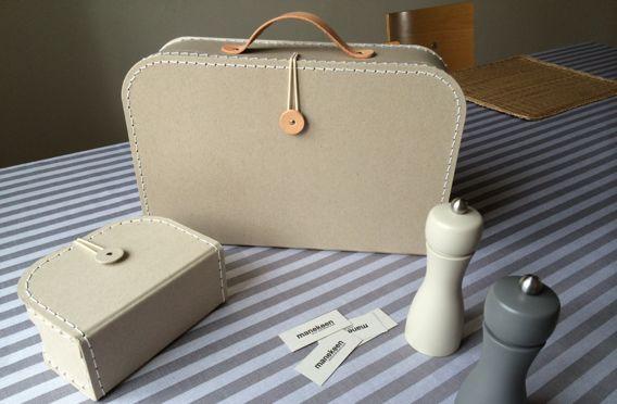 školní kufřík manekeen už je na stole