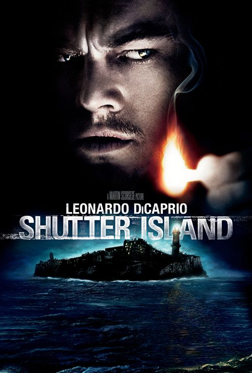 Shutter Island will forever be one of my favorite movies. I could literally watch it over and over again and not get bored
