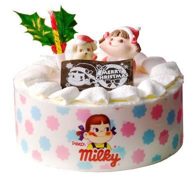 「ミルキークリスマスケーキ」のイメージ