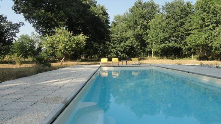 Gîte de Marquin n°10922 avec #piscine à Luglon dans les #landes au coeur de la #foret landaise - #gites40 #gitesdefrance