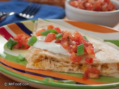Easy Mexican Recipes: Top 10 Quesadillas recipes-to-try