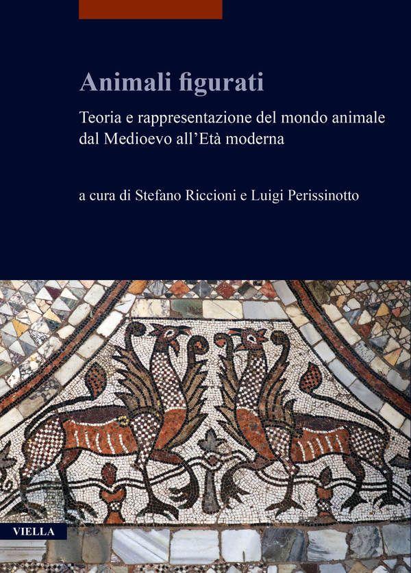 Libreria Medievale Animali Figurati Figurativo Teoria Animali