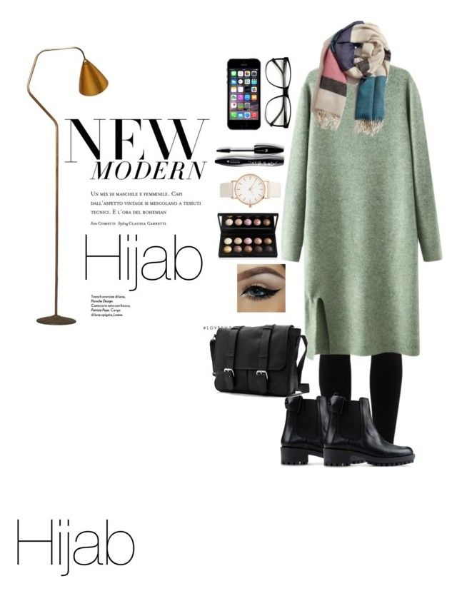 """Hijab"" by rabiasemx on Polyvore featuring River Island, Chicnova Fashion, A Peace Treaty, RED Valentino, Karl Lagerfeld, Lancôme, women's clothing, women, female and woman"